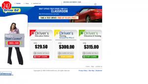 247 Drivers Ed