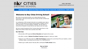 Bay Cities Driving School