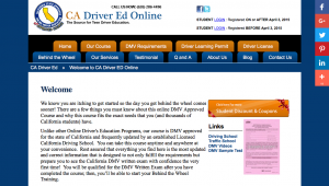 Drivers Ed Online >> Drivers Ed Course Design Build Manage Somastream Elearning