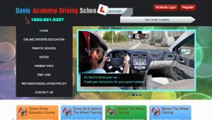 Davis Academy Driving School